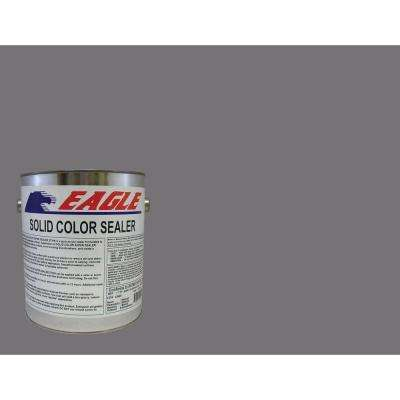 1 gal. Pearl Gray Solid Color Solvent Based Concrete Sealer