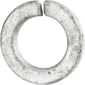 Robtec 1/2 inch Galvanized Lock Washers (50 per Bag) by Robtec