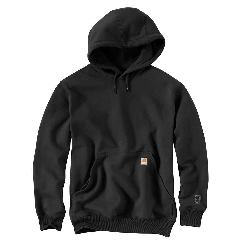 400aa463d681 Carhartt Men s Regular Large Black Cotton Polyester Sweats-100615 ...