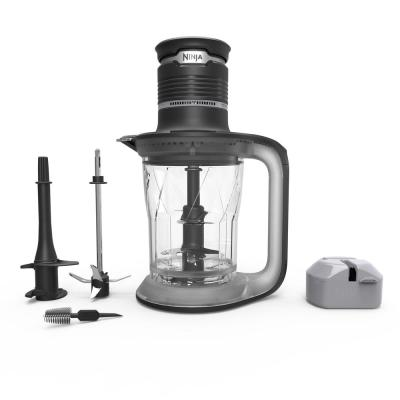 Ultra-Prep 48 oz. Single Speed Black Blender