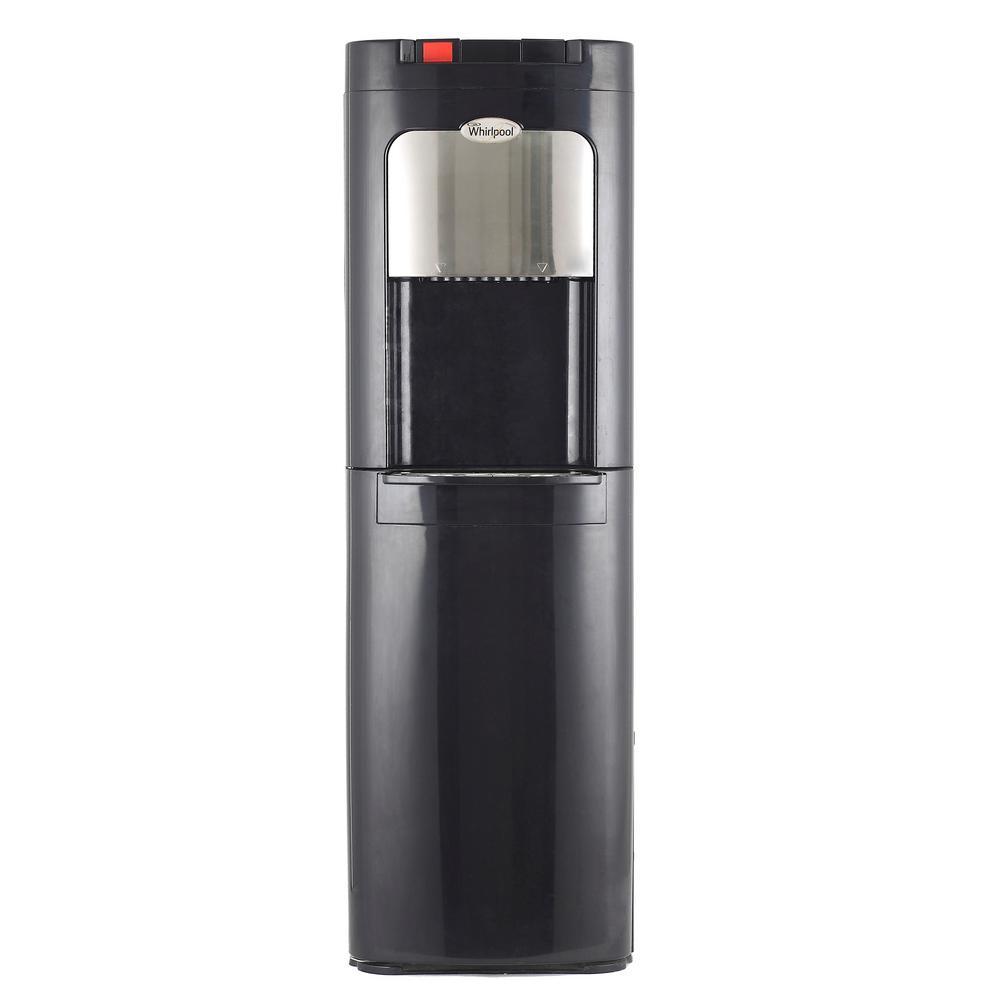 Bottom Load Manual Water Cooler in Black