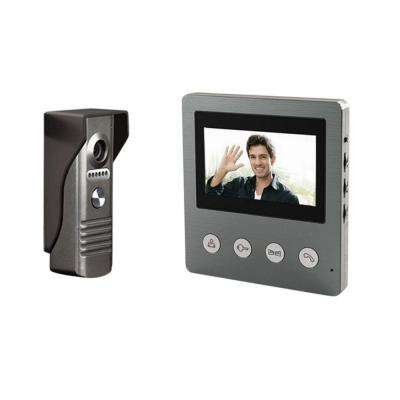 SeqCam 4.3 in. Video Door Phone