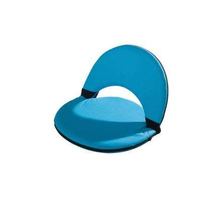 Adjustable Turquoise Outdoor Lounge Chair Cushion