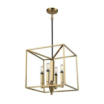 transitional brass chandeliers lighting the home depot