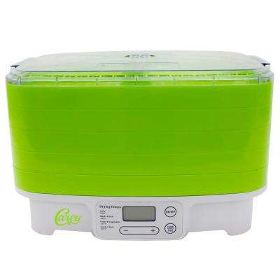 5 Tray Digital Dehydrator