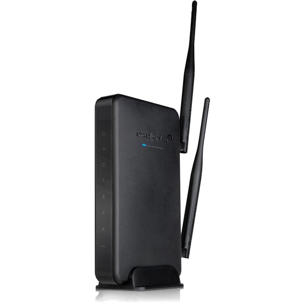 Amped Wireless High Power N Wireless 600mW Smart Router