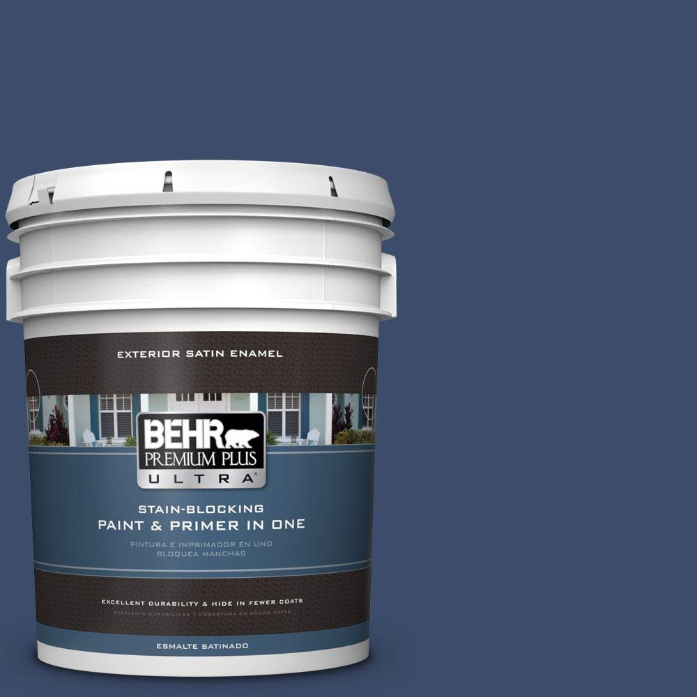 BEHR Premium Plus Ultra 5 gal. #hdc-SM16-08 Blackberry Co...