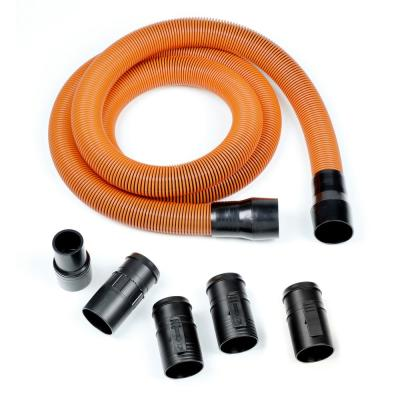 1-7/8 in. x 10 ft. Pro-Grade Locking Vacuum Hose Kit for RIDGID Wet/Dry Shop Vacuums