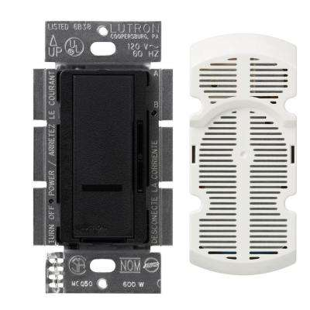 Maestro IR Multi-Location 7-Speed Digital Fan Control - Black
