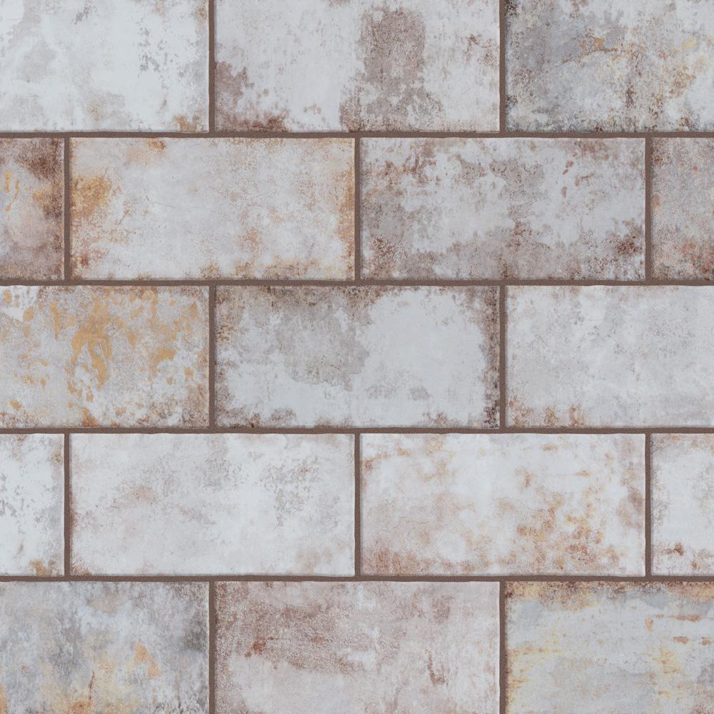 Biarritz Beige 3 in. x 6 in. Ceramic Wall Tile (6.04 sq. ft. / Case)