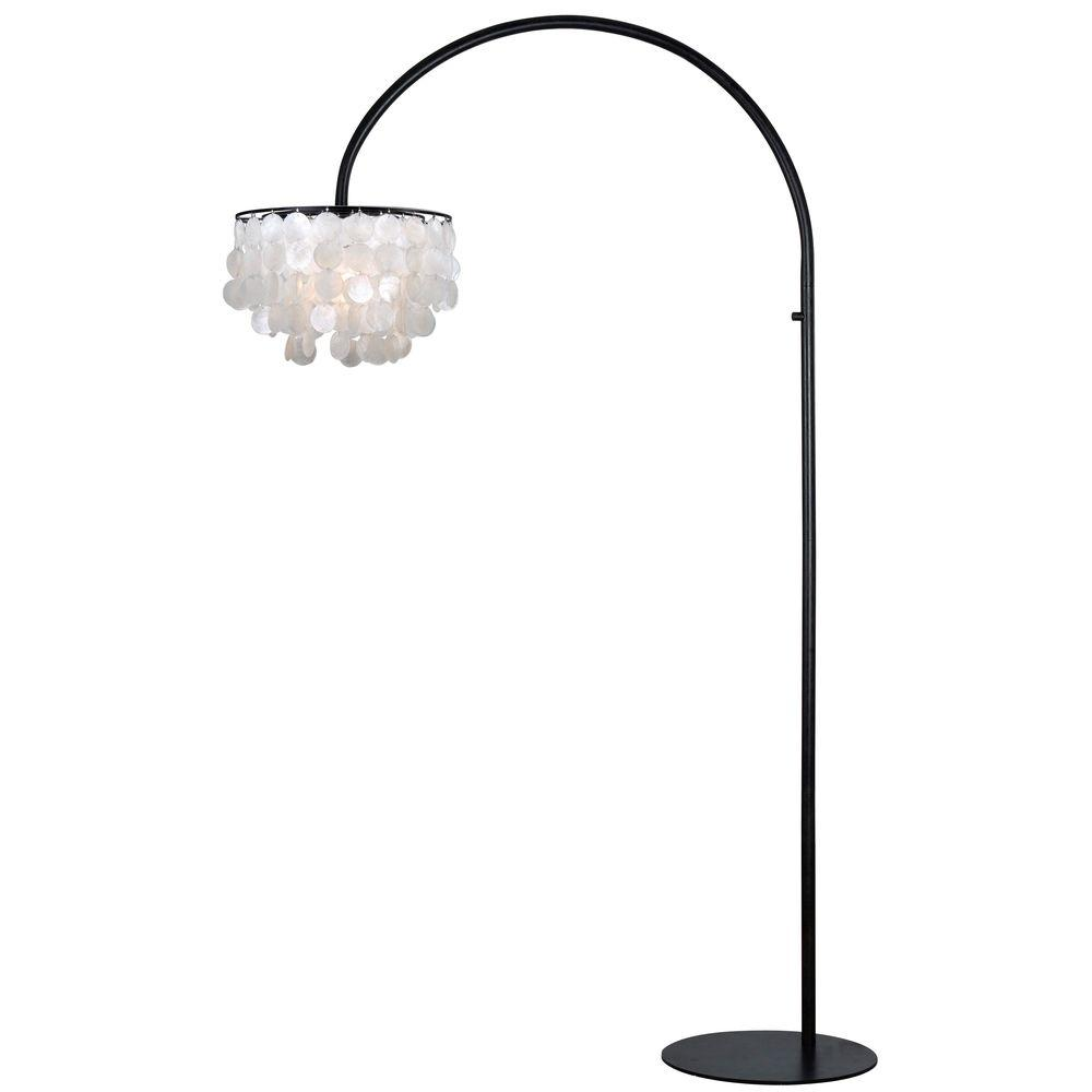 Kenroy Home Shelley 73 in. Oil Rubbed Bronze Arc Lamp