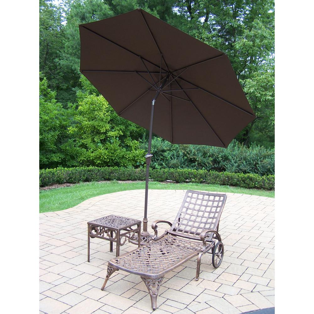 Plastic - Outdoor Chaise Lounges - Patio Chairs - The Home ...