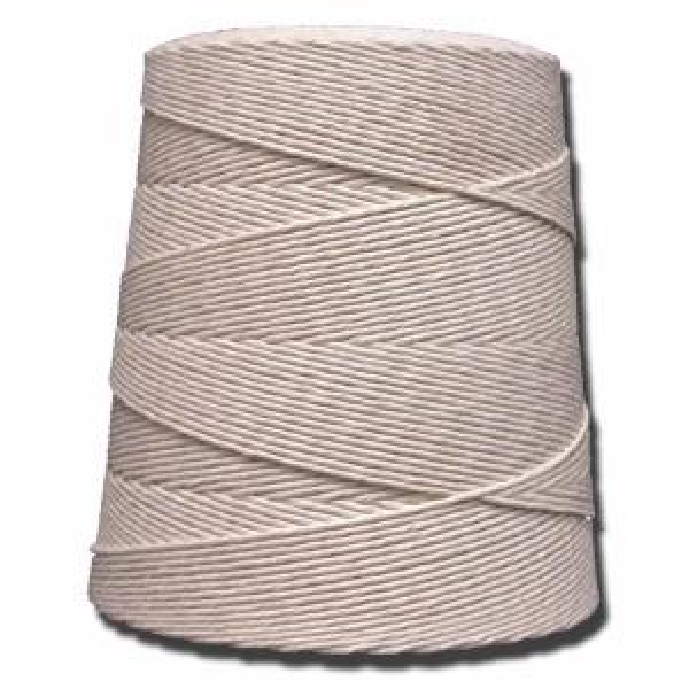 12-Ply 4000 ft. 2.5 lb. Cotton Twine Cone