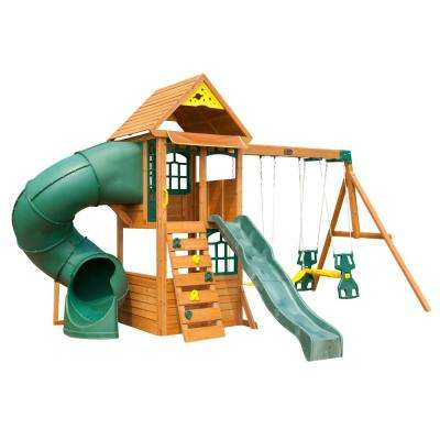 Montrose Wooden Playset
