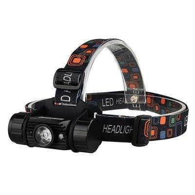 3-Watt 325 Lumens LED Rechargeable Head Lamp with Sensor Function