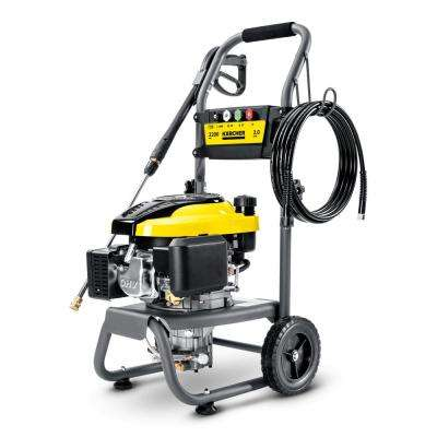 G 2200 Performance Series 2200 psi 2.0 GPM Gas Pressure Washer