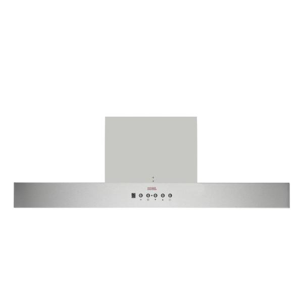 48 in. 600 CFM Fully Automatic Under Cabinet Perimetric Range Hood in Stainless Steel with Flame and Temp Sensors