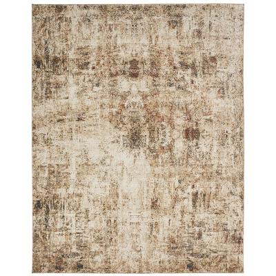 Sand Tones 9 ft. x 12 ft. Area Rug
