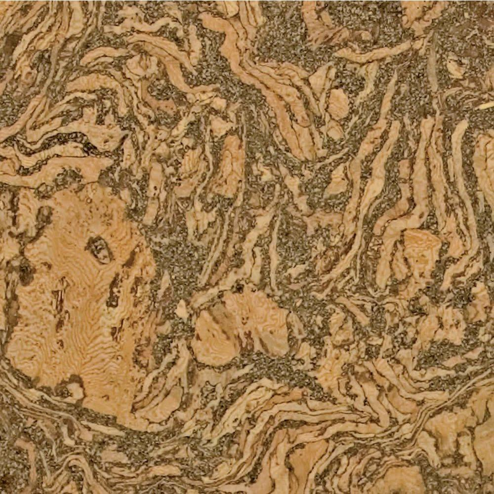 Home Legend Madeira Natural 1/2 in. Thick x 11-3/4 in. Wide x 35-1/2 in. Length Cork Flooring (23.17 sq. ft. /case)