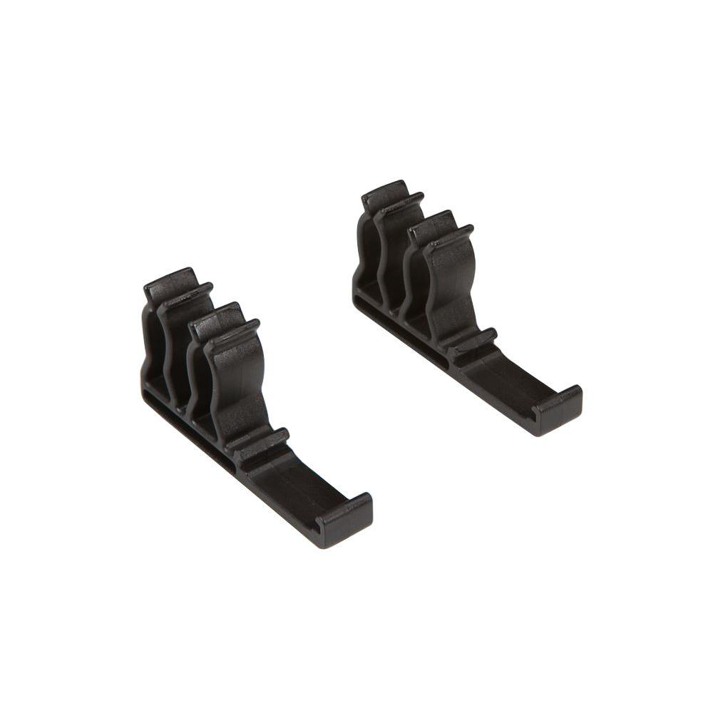 TEKTON 1/2 in. Drive Side Mount Ratchet and Extension Holder Set