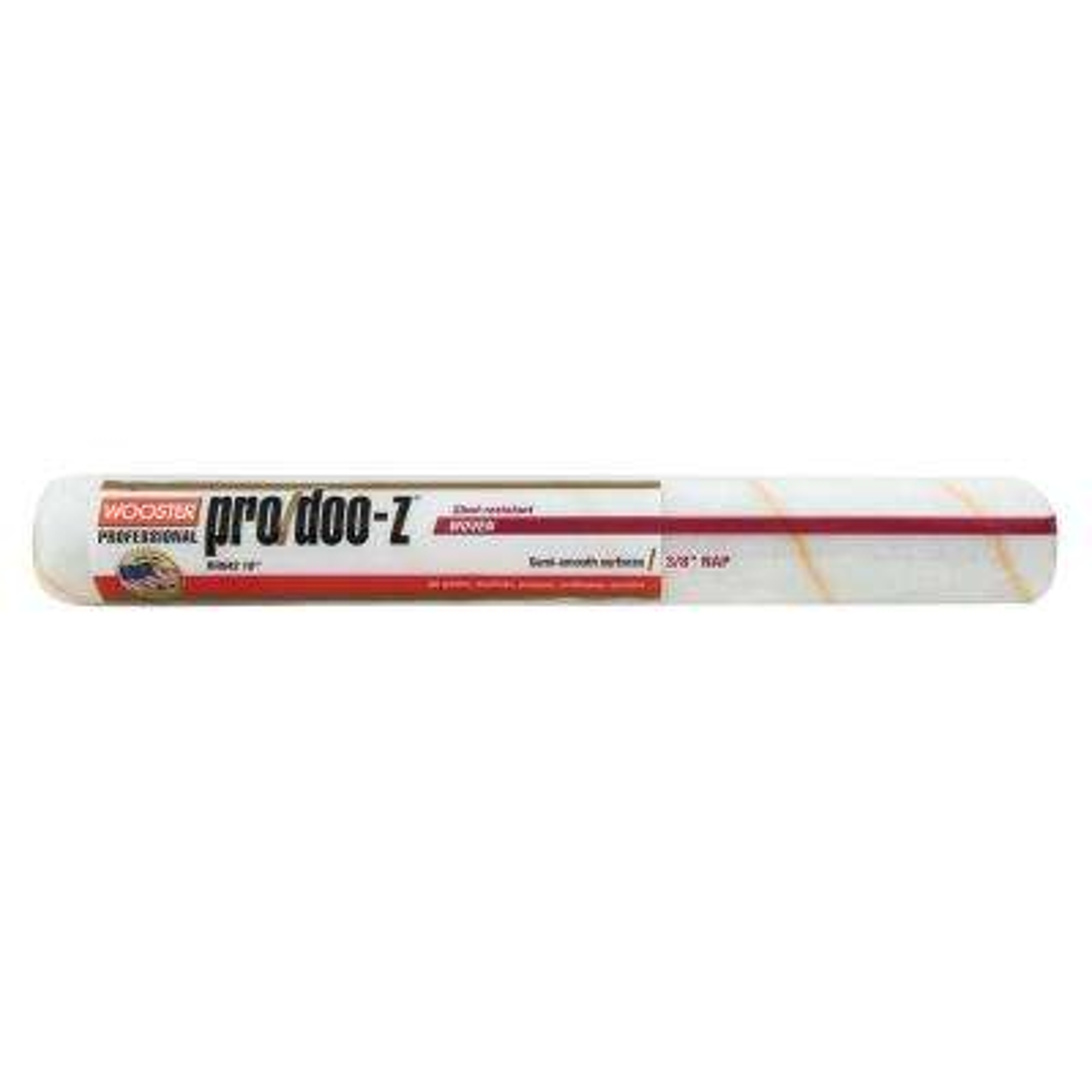 18 in. x 3/8 in. Pro/Doo-Z High-Density Woven Roller Cover