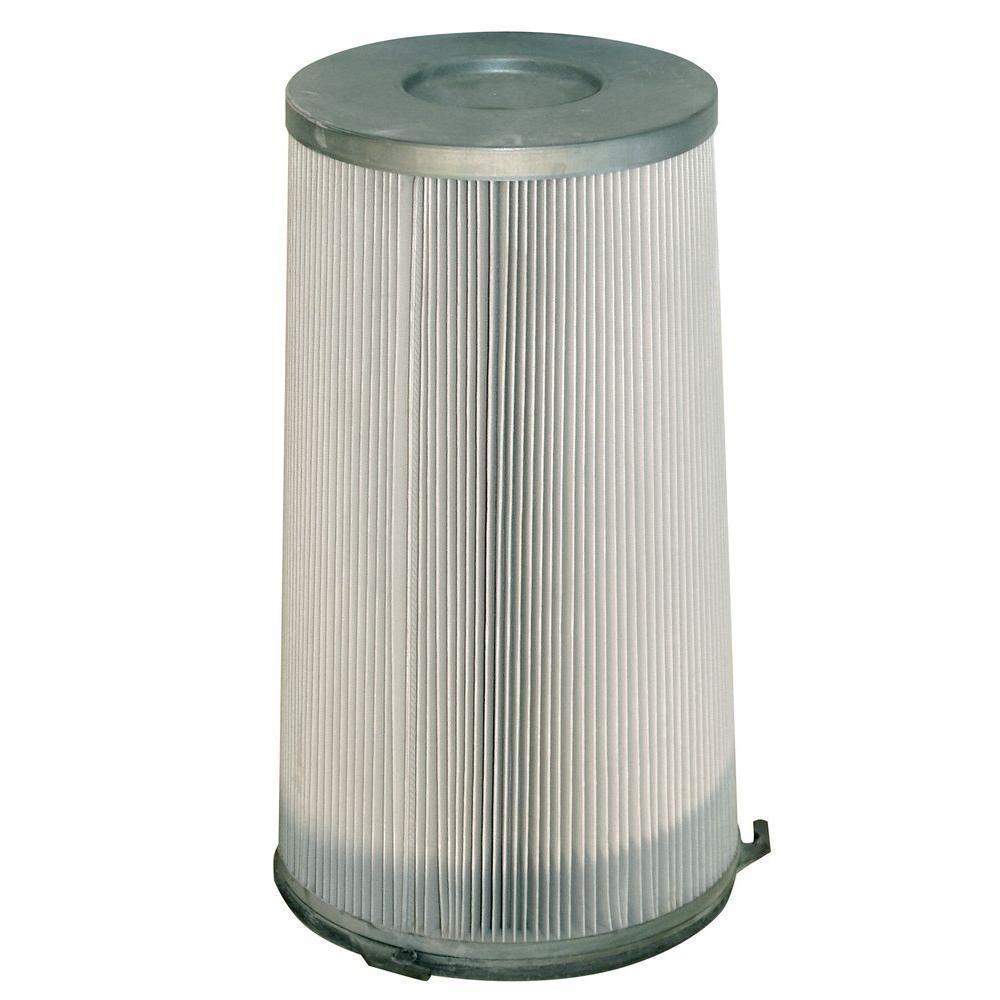 Dustless Technologies Filter SBTX 15.5 in. 3 Hook Conical