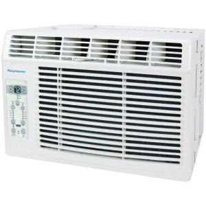 btu 115volt air conditioner with follow me lcd remote control