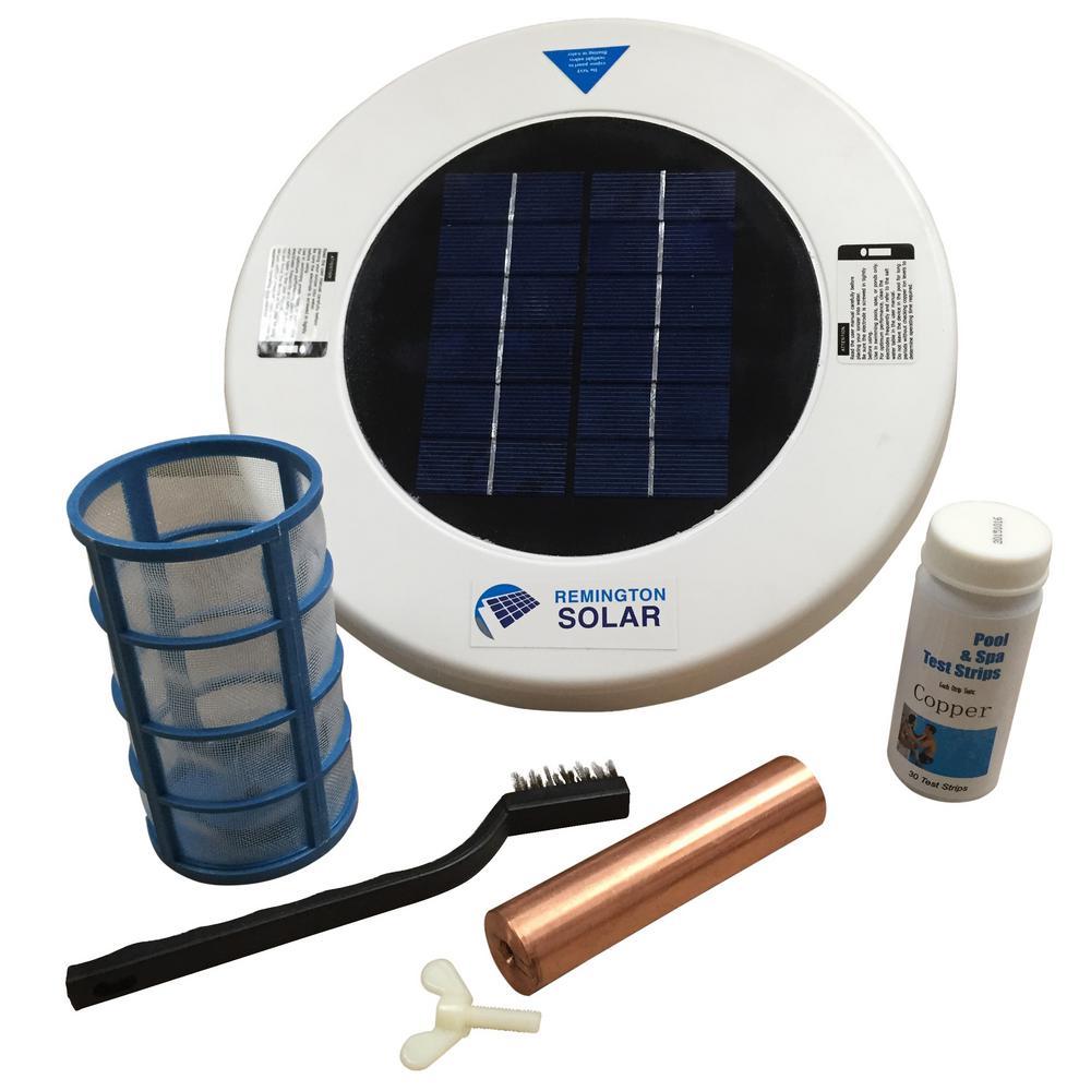 Chlorine-Free Sun Shock Pool Ionizer and Purifier