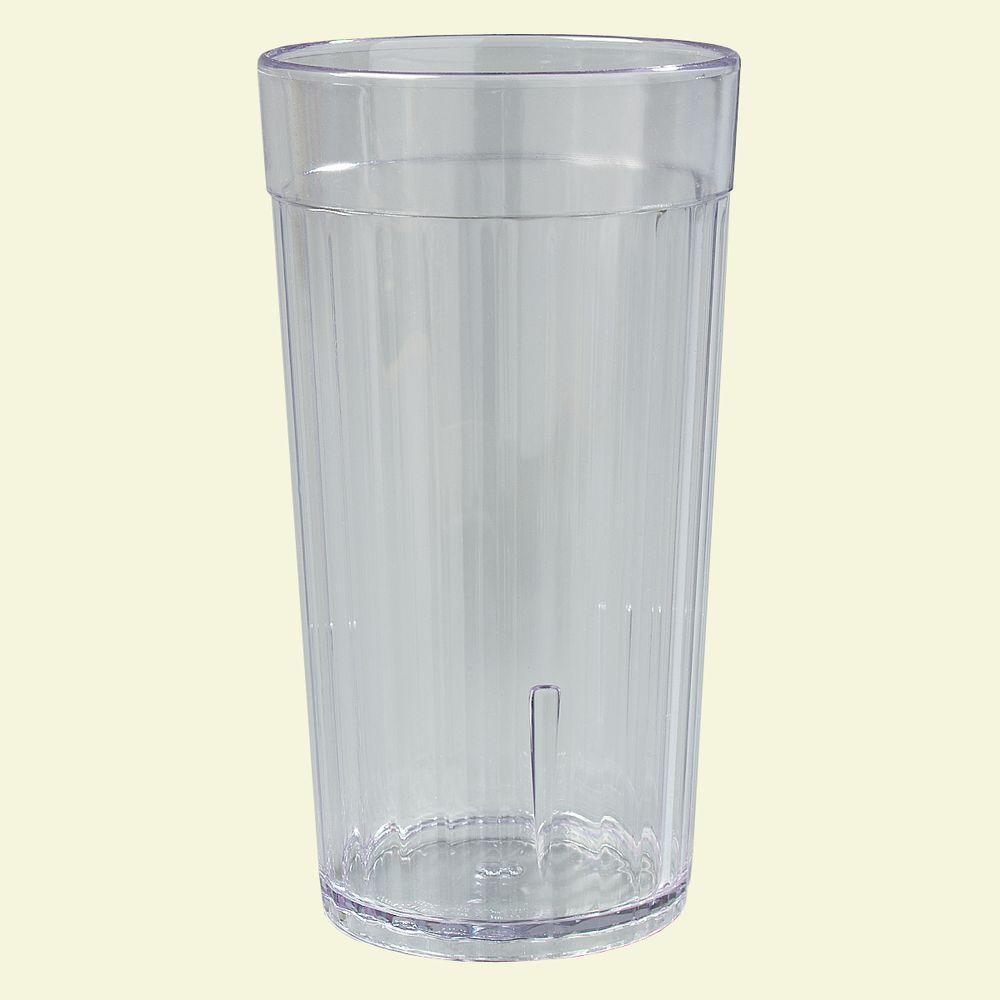 Carlisle 5 oz. SAN Plastic Tumbler in Clear (Case of 144)