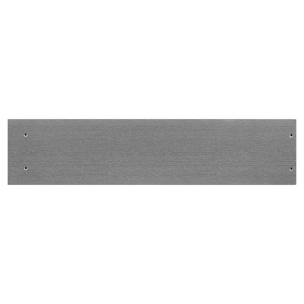 96 in. W GearTrack and GearWall Garage Wall Storage Base Board (4-Pack)