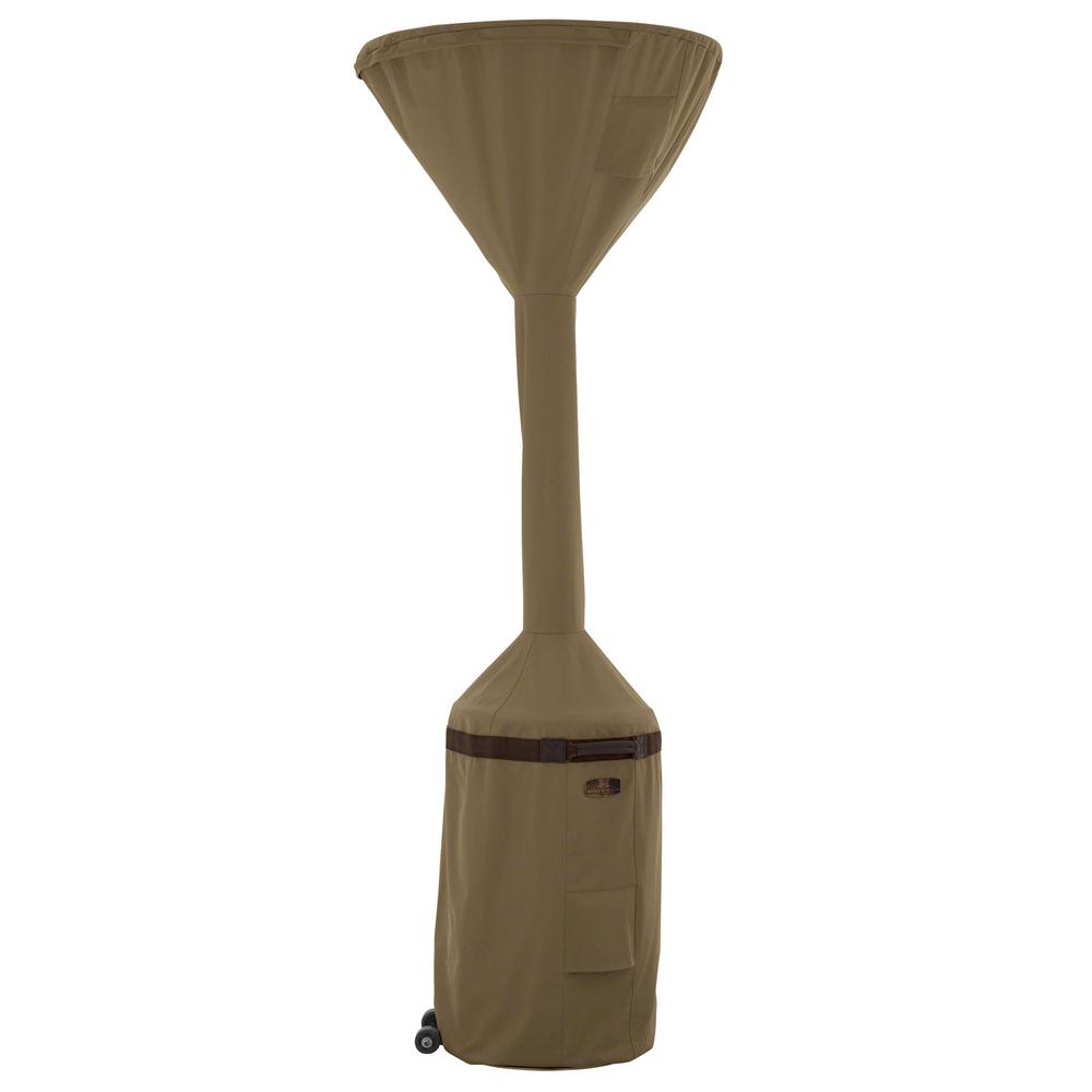 Classic Accessories Hickory Stand-Up Patio Heater Cover
