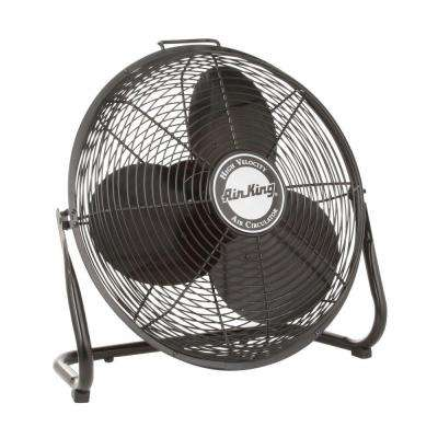 High-Velocity 18 in. Floor Fan