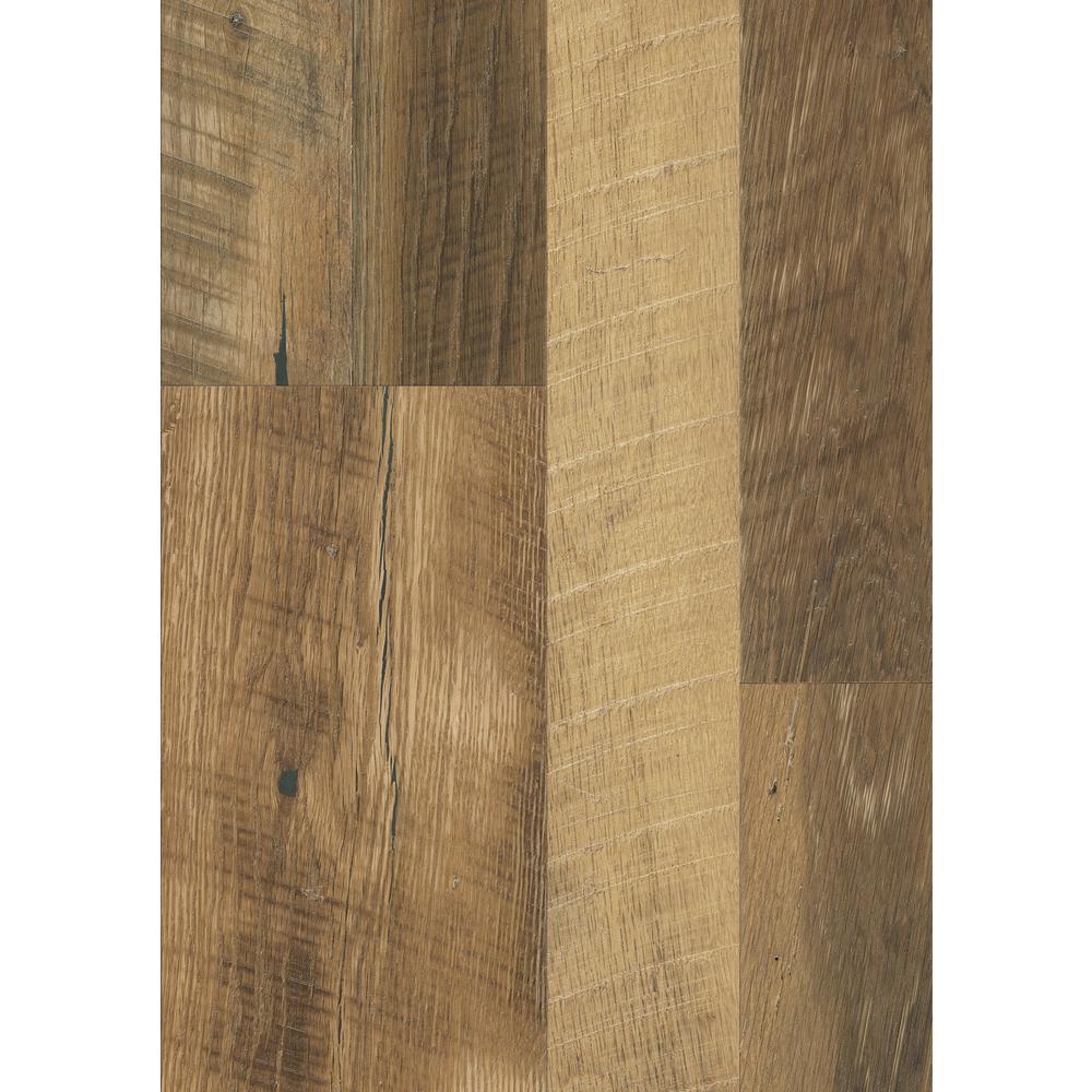 Oak Natura Laminate Flooring - 5 in. x 7 in. Take Home Sample