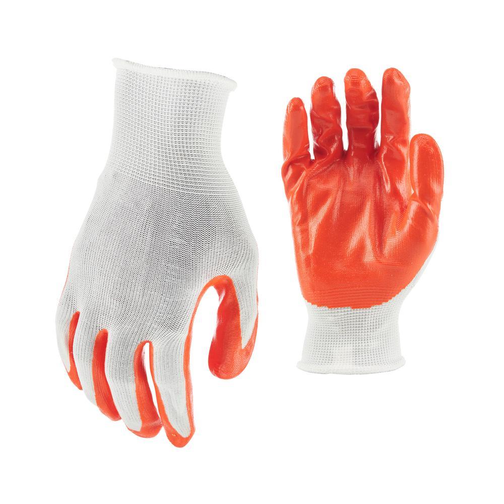 Nitrile Dip Gloves (5 Pair)