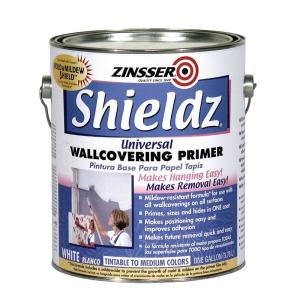 Zinsser Cover Stain 1 Gal White High Hide Alkyd Base Interior