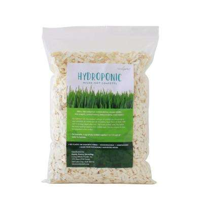 1.5 lbs. Bag Grow Medium for Microgreens 1 lb. Expands to 6.5 Qt. of Growing Media Micro Mat Hydroponic Confetti