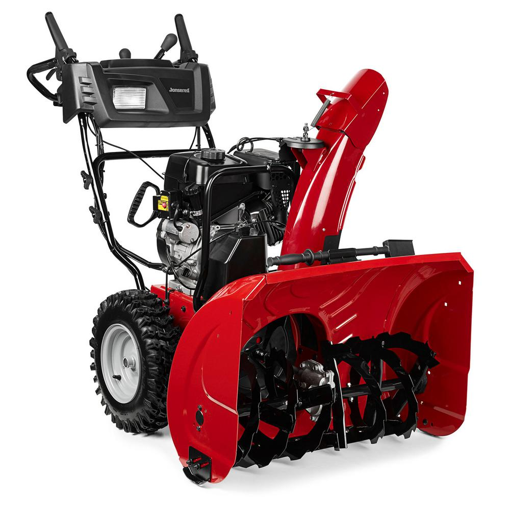 Jonsered ST2376EP 30 in. 291cc Two-Stage Electric Start Gas Snow Blower