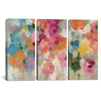Colorful Garden I by Silvia Vassileva Canvas Wall Art