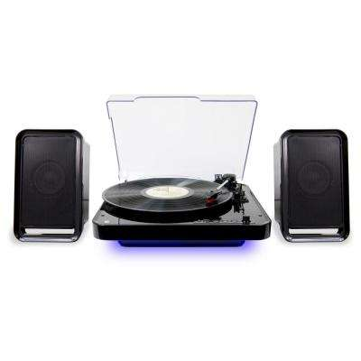 Bluetooth Wireless Turntable with Speakers