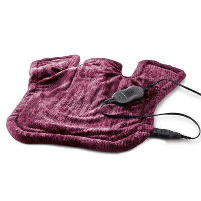 XL Renue Heat Therapy Wrap Burgundy