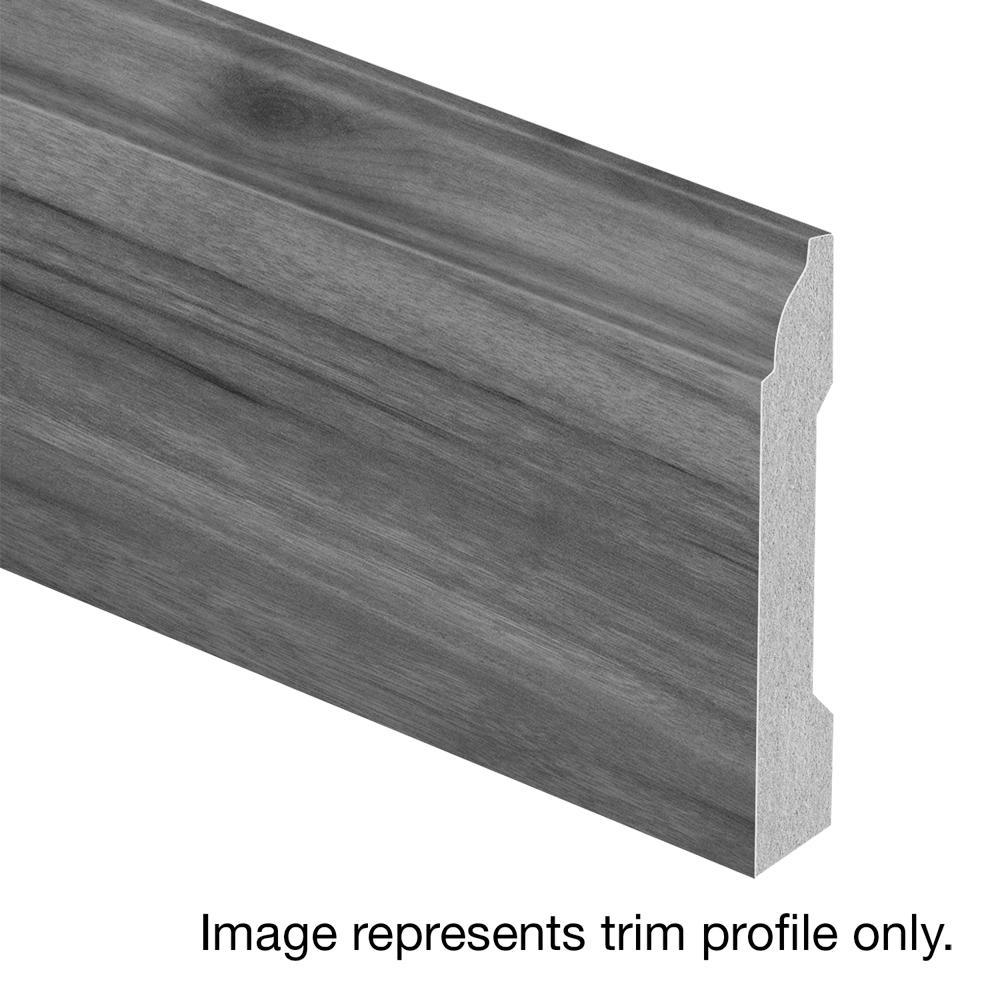 Briar Hill Oak 9/16 in. T x 3-1/4 in. Wide x 94 in. Length Laminate Base Molding