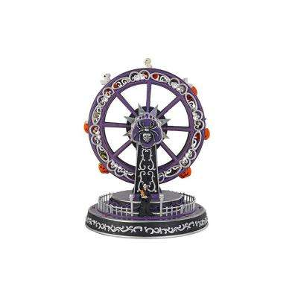 12 in. Animated Ferris Wheel with LED Illumination