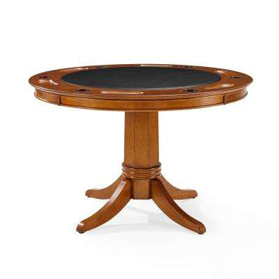 Reynolds Brown Game Table