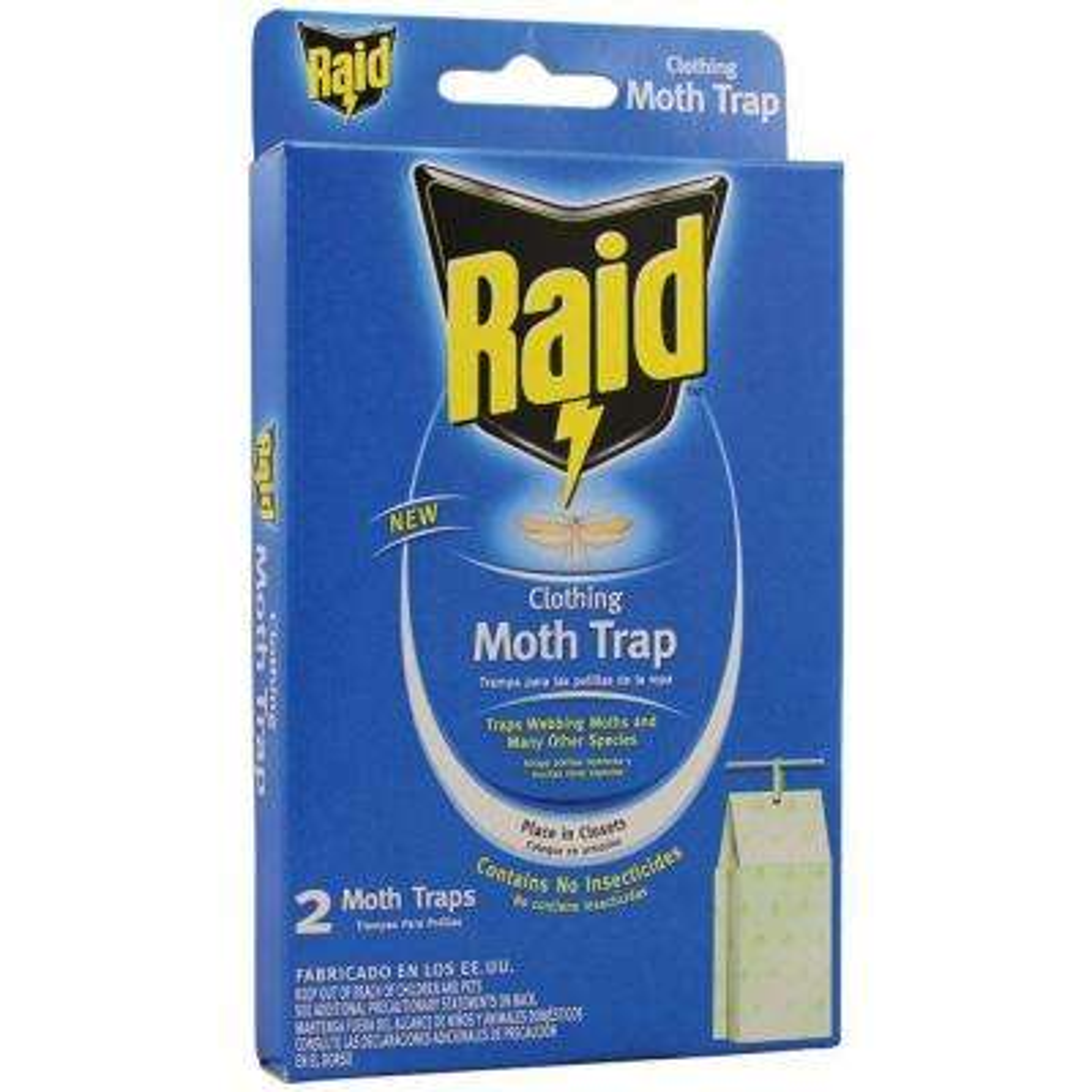 2 Clothing Moth Trap (2-Packs)