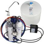 Ultra with Permeate Pump Under sink Reverse Osmosis System