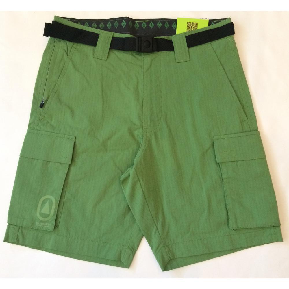 Technician Men's Cargo 34 in. Ivy Green Short