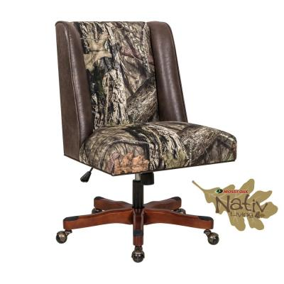 Draper Mossy Oak Camo Adjustable Office Chair