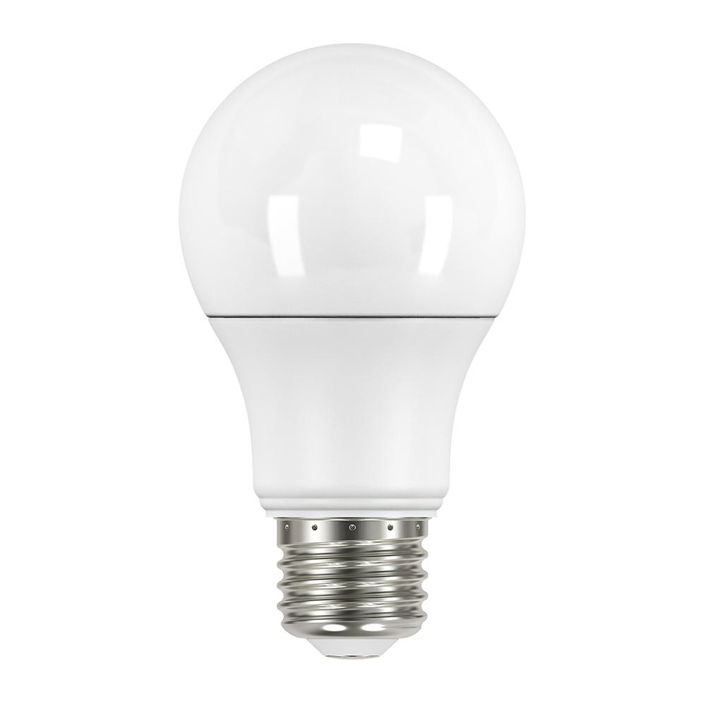 Ecosmart 40w Equivalent Soft White G25 Dimmable Filament: Philips 60W Equivalent Soft White A19 LED Light Bulb (4
