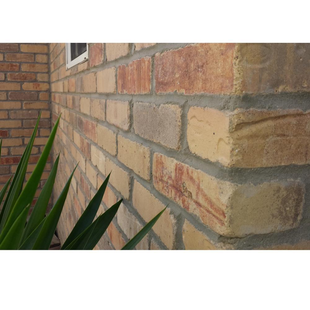 Old Mill Brick Brickwebb Alamo Sunrise Thin Brick Sheets Corners Box Of 3 Sheets 21 In X 15 In 5 3 Linear Ft Bwc 37002cs The Home Depot