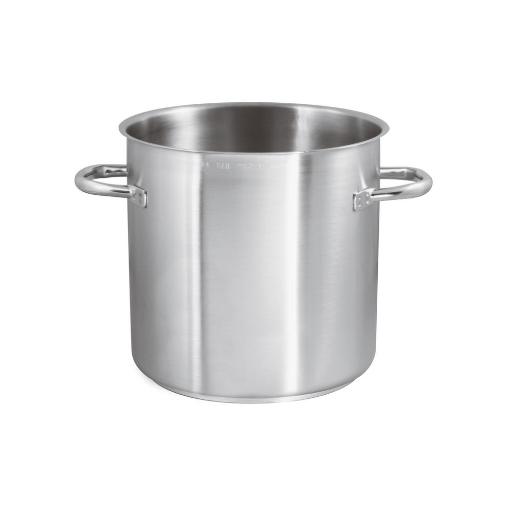 9-1/2 Qt. Induction Stainless Steel Stock Pot, No Lid